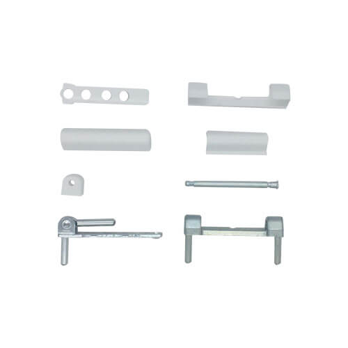 Siegenia Titan TBT Top & Bottom Surface Fixed Hinge Kit
