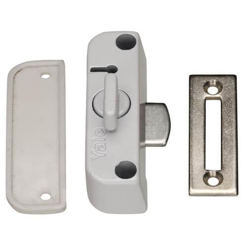Yale 8k100 Metal Window Lock Visi Packed