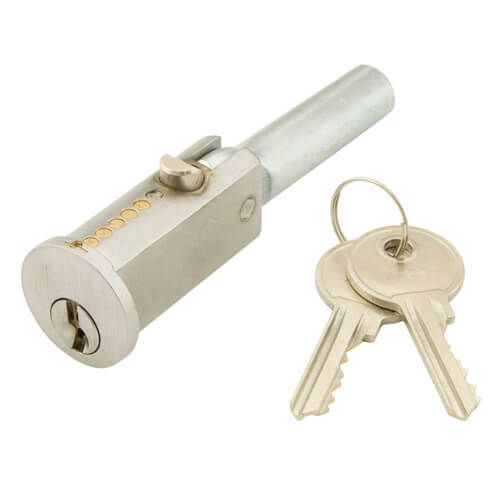 Roller Shutter Door Bullet Pin Locks Oval Round Face And Housings Keyed Alike Other Doors Fixtures Business Industrial Sidra Hospital