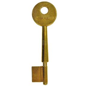 Union 3G135 Genuine Mortice Key Blank