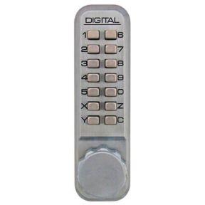 Lockey 2230 Digital Lock For Use With Panic Hardware or Nightlatches