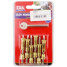 Era 826-33 Wooden Sash Window Dual Screws