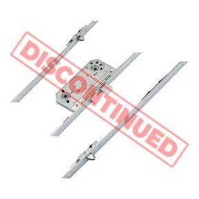 Fix 2150 Latch Deadbolt 2 Wedgebolts Lift Lever Multipoint Door Lock
