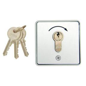 Geba 1 Way Roller Shutter Key Switch