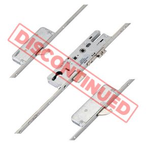 Roto MVD500 Latch Deadbolt 2 Hooks Double Spindle Multipoint Door Lock