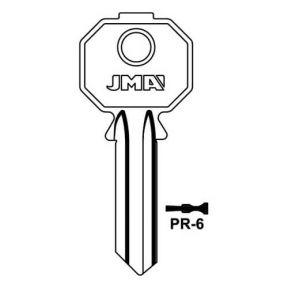 JMA PR-6 Cylinder Key Blank