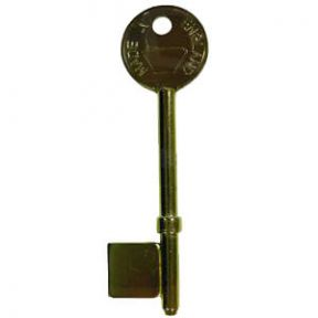 Securefast 5 Lever Genuine Mortice Key Blank