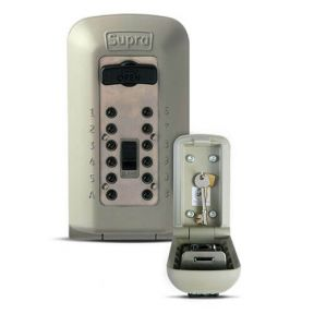 Supra C500 Police Approved Wall Mounted Key Safe