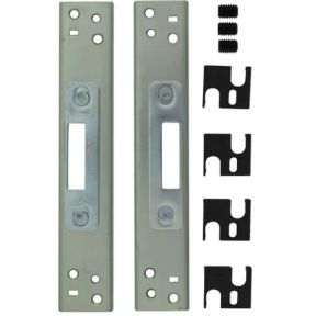 VERSA UPVC 2 Hook Keep Set