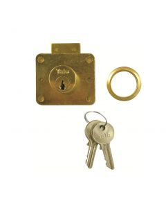 Yale 066 4 Pin Cylinder Drawer Cupboard Deadlock