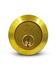 Cisa 11610 Rim Cylinder only PB 3K