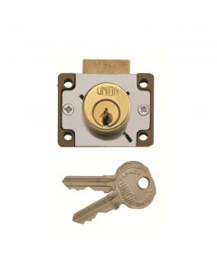 Union 4148 4 Pin Cylinder Cupboard Latch Lock