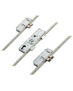 Winkhaus Thunderbolt Latch 5 Deadbolts Pyro 20mm Radius Faceplate Split Spindle