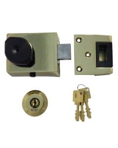 Union (Ex Chubb) 4L67E BS3621:2007 High Security Nightlatch