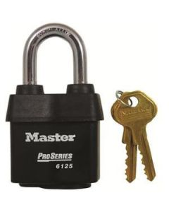 Master Pro Series Hi-Security 54mm Padlock - Open Shackle