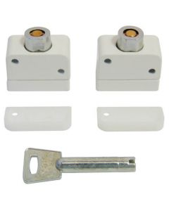 Yale 8K102M Wooden Casement Window Lock
