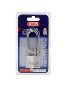 Abus 54TI Titalium 40mm Extra Long Shackle Padlock