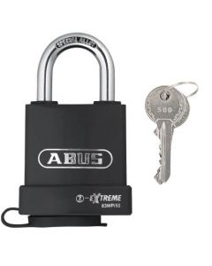 Abus 83WP Series Extreme 63mm Open Shackle Weatherproof Padlock