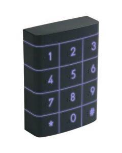 Alpro Backlit Weatherproof Touch Braille Access Keypad