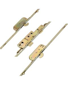Avocet Latch Deadbolt 2 Hooks 2 Rollers Option 2 Double Spindle - Shootbolt Compatible