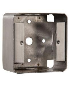 TSS Stainless Steel Back Box - Standard