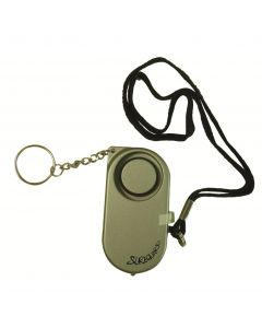 Sureguard 130dB+ Battery Operated Personal Alarm & Torch