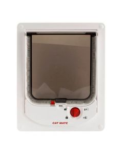 Petmate Electro Magnetic 4 Way Catflap