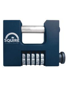 Squire CBW85 85mm Combination Shutter Padlock