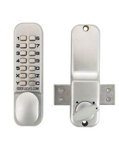 Codelocks CL100 Surface Rim Deadbolt Digital Lock