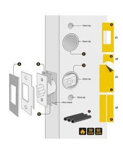 Codelock Smart Lock Intumescent Kit