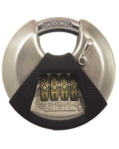 Sterling CPL170 70mm Combination Discus Padlock