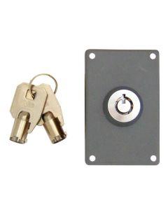 Universal Garage Door Electric Tubular Key Switch