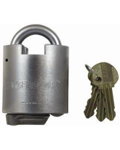 Ingersoll CS712 High Security Close Shackle Padlock