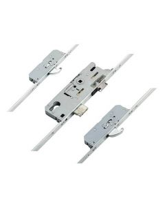 Fuhr 859 Type 4 Latch Deadbolt 2 Hooks Split Spindle