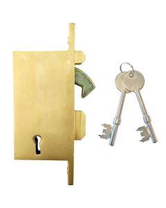 Willenhall G17 5 Lever Gate Lock