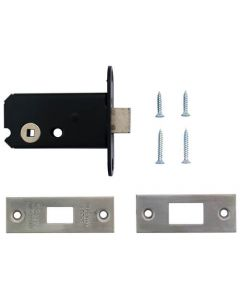 Imperial G8040 DB Bath Lock 4mmFol 3 SC