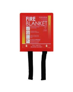Kidde Domestic Glass Fibre Fire Blanket