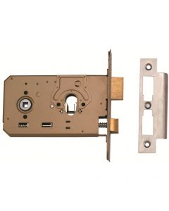 Union L2070 Horizontal Dual Profile Mortice Sashlock