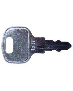 Laird Window Handle Key Type 2