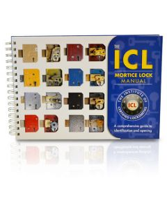 ICL Mortice Lock ID Book