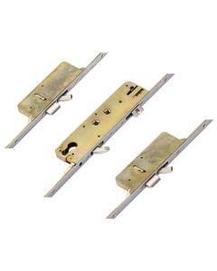 Millenco Mantis 2 Latch 3 Hooks 2 Deadbolts Option 1 Double Spindle