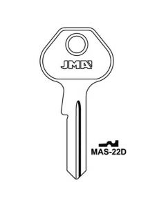 JMA MAS-22D Master 6 Pin Copy Blank