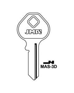 JMA MAS-3D Master 5 Pin Copy Blank