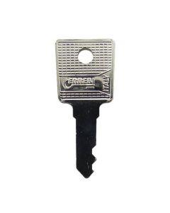 Ronis FM Series Master key
