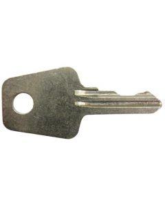 Monza Cego Window Handle Key