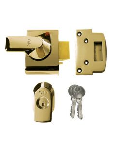 Yale PBS4 BS8621: 2007 High Security Escape Nightlatch