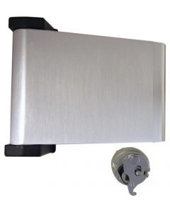 Alpro 5245 EN179 Paddle Handle - For Metal Emergency Exit Doors - Screw In Cylinder Version