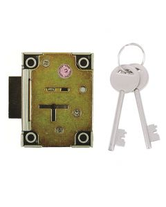 Walsall S1311 7 Lever Safe Lock