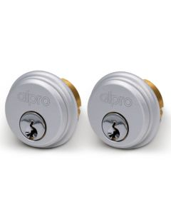 Alpro Screw in Cylinders (Pair)