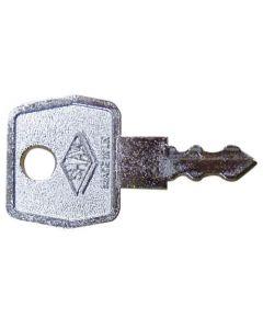 Shaw Window Handle Key